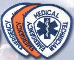 Premier Emblem E1552 4 X 3.75 E.M.T. Shield