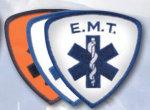 Premier Emblem E1553 3 1/2 X 3.5 E.M.T. Shield