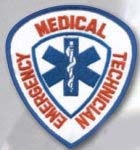 Premier Emblem E1564 4 X 3.75 E.M.T. Shield(E1564)