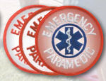 Premier Emblem E1576 3 Staff Of Life Circle - Paramedic