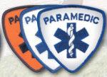 Premier Emblem E1577 3.5 Staff Of Life Shield - Paramedic