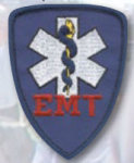 Premier Emblem E1589 2 7/8 X 3 1/2 EMT Shield