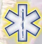 Premier Emblem E1617 7 X 7 Staff Of Life
