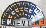 Premier Emblem E1650 2 X 4 E.M.T. Patch