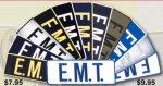 Premier Emblem EMT411PATCH 4 X 11 E.M.T. Patch