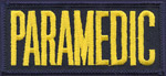 Premier Emblem E1700 2 X 4 Paramedic Patch