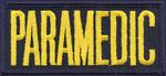 Premier Emblem PARAMEDIC24PATCH 2 X 4 Paramedic Patch