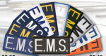 Premier Emblem E1712 2 X 4 E.M.S. Patch