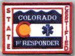 Premier Emblem E1814 Colorado State Emblems