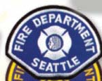 Premier Emblem E1827 Seattle Paramedic patch