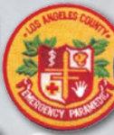 Premier Emblem E1867 Los Angels State Emblems