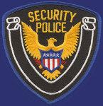 Premier Emblem E490 Specialty Security Patches