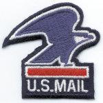 Premier Emblem EP1140 U.S.Mail Dark