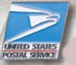 Premier Emblem EP4064TB Us Postal Service Tie Tac/Tie Bar