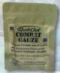 Premier Emblem F-2203 QuikClot™ Combat Gauze