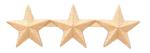 Premier Emblem P2100 1 Corrugated Stars