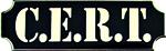 Premier Emblem P2481 C.E.R.T.