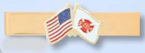 Premier Emblem P4106 Fire/EMT Tie Bar