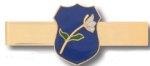 Premier Emblem P4306TB Memorial Tie Bar Gold