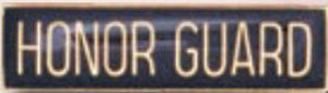 Premier Emblem P4712 Honor Guard