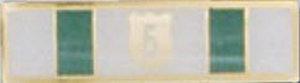 Premier Emblem P4722 5 Years Safe Driving