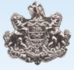 Premier Emblem P4946 Penna Coat of Arms Small
