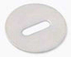 Premier Emblem P5319 Slotted Button