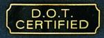 Premier Emblem PA10-10 D.O.T. Certified