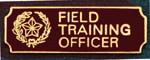 Premier Emblem PA10-16 Field Training Officer