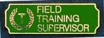 Premier Emblem PA10-19 Field Training Supervisor