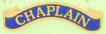 Premier Emblem PA10-42 Chaplain