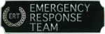 Premier Emblem PA10-49 Emergency Response Team