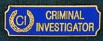 Premier Emblem PA10-9 Crime Investigator