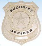 Premier Emblem PB100 Security Officer Shield