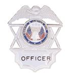 Premier Emblem PB1204 Police Cross Baton