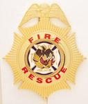 Premier Emblem PB1452 Fire Maltese Eagle