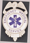 Premier Emblem PB1700 Emergency Medical Services Badge With Eagle