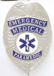 Premier Emblem PARAMEDICSHIELD Emergency Medical Paramedic Shield