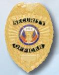 Premier Emblem PB602 Security Officer Badge