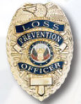 Premier Emblem PB712 Loss Prevention Officer Badge