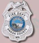 Premier Emblem PBC-118 Badge # PBC-118