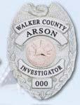 Premier Emblem PBC-143 Badge # PBC-143