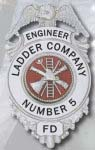 Premier Emblem PBC-146 Badge # PBC-146