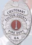 Premier Emblem PBC-18A Badge # PBC-18A