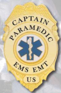 Premier Emblem PBC-209 Badge # PBC-209