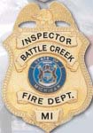 Premier Emblem PBC-22 Badge # PBC-22
