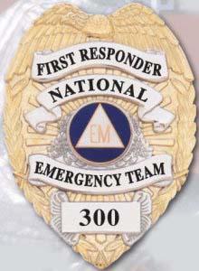 Premier Emblem PBC-91 Badge # PBC-91