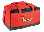 Premier Emblem PBG-173 Medium Fire Duffel Bag