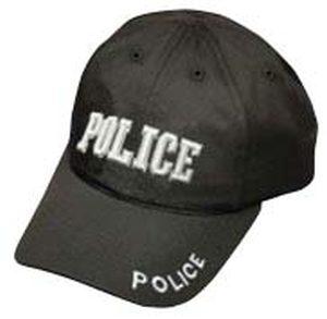 Premier Emblem PC680 POLICE Stretchable Cap (3D - Letters)
