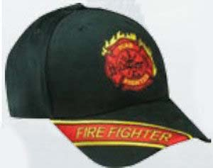 Premier Emblem PC7804 FIRE FIGHTER stretchable head band